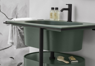 jak urządzić małą łazienkę? Funkcjonalne meble i ceramika do łazienki