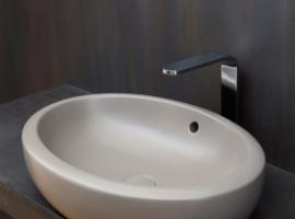 nowoczesna umywalka; elegancka umywalka; wyposażenie łazienek; umywalka z ceramiki
