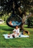 wytrzymałe meble do ogrodu; wysokiej jakości meble do ogrodu; bazaltowe meble; antracytowe meble; oryginalne meble do ogrodu