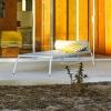 leżak na taras; nowoczesny leżak do ogrodu;